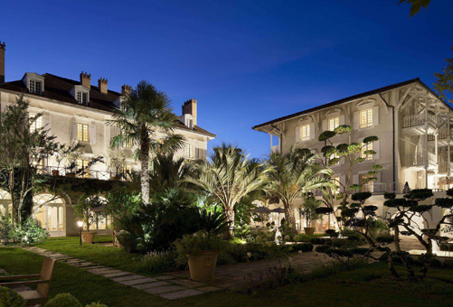 Places to stay in South West France