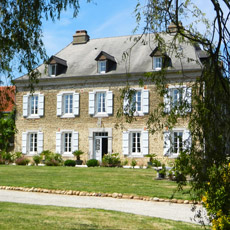 French Character Homes - Picture Gallery