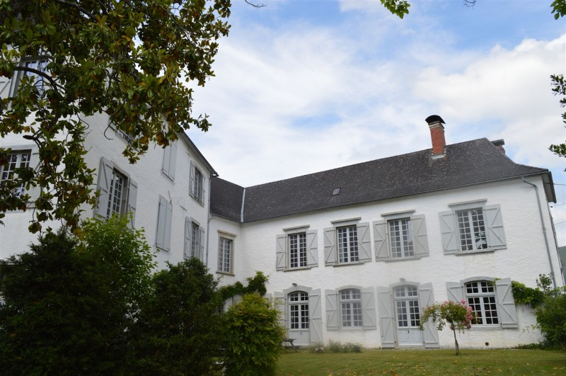 Château dating back to 1327 with a Wealth of History
