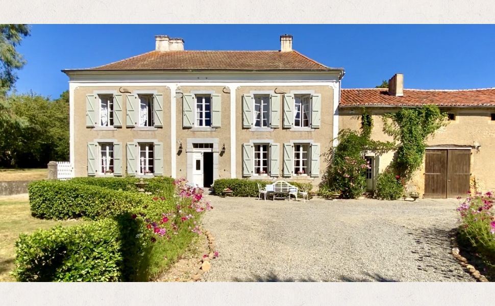 French property for sale - FCH796