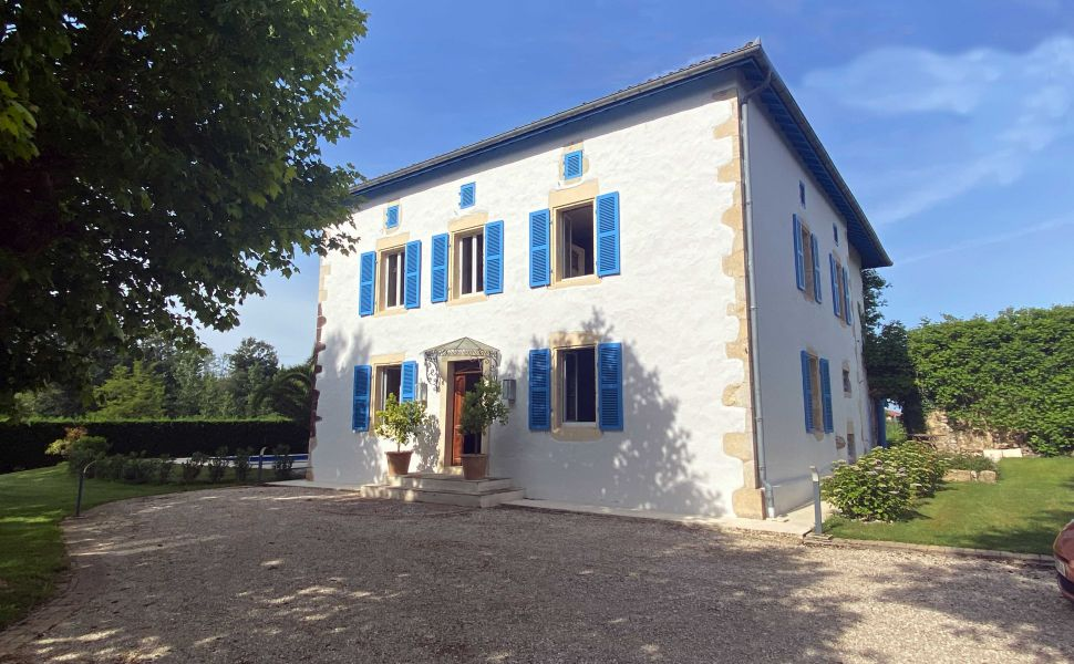 Chalosse Region, 50 Minutes from the Unspoilt Beaches of Les Landes