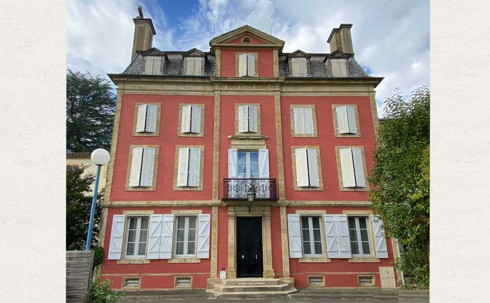 French property for sale - FCH871