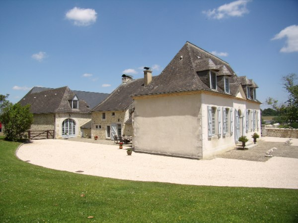 Dating back to 1645, this deceptively large French Manor House offers period living at its finest.  The Estate includes the four bedroom Manor House; its former winery now renovated into a Reception Venue (seating 50 people) with an en-suite guest bedroom; its large former barn (two floors of 258m2