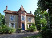 A Handsome Maison de Maitre with Guardian's Cottage and 6 Hectares of Land.