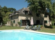 18C Country Home with Swimming Pool, Close to the Pyrenees
