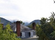 The Manor House in the Foothills of the Pyrenees