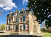 A Beautiful Napolean III Maison de Maitre with period Barn and 7,000m2 of grounds