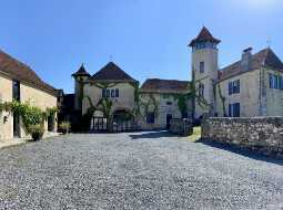 Magnificent Historic Château With Ancillary Buildings Set In 3.7HA Of Private Grounds