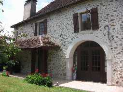 Beautiful Stone Bergerie With Guest Annex and Swimming Pool