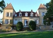 An Attractive 19C Chateau with Pyrenean Mountain Views & Reception Venue