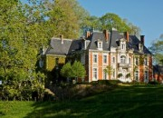 An Elegant 18C Chateau Dominating Its Hillside with Impressive Views of the Pyrenees