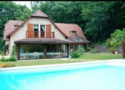 A Pretty Béarnaise Style House with Guest Annex & Swimming Pool
