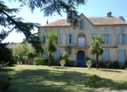 18C Chateau sold Fully Furnished, with 2 Guest Cottages, a Reception Venue & 6 Hectares