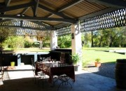 The Covered Dining Terrace