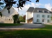 An Elegant Maison de Maître with Tennis Court; Pool; Guest Wing & 4 Hectares of Land