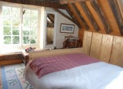The Converted Barn : Bedroom 1