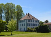 Ideal Business Opportunity: 17th C Château near coast on 3,7ha of parkland