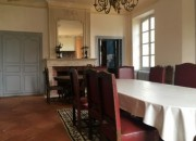 Authentic XVIII Chateau, Pavilion, Barn and 8ha of Grounds, Lake