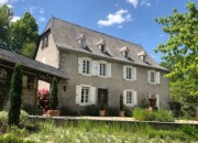 Privately Situated Maison de Maître with 4.8 HA of Sympathetically Landscaped Grounds