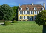 A Classically Beautiful And Authentic Manoir