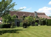 A Picturesque 17C Bearnaise Farmhouse with Large Outbuildings
