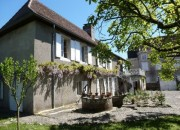 17C Town House with Walled Garden, Commercial Premises and Stone Barn