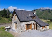 Stone Farmhouse On The Borders Of the Pyrenees National Park