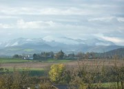 Views of the Pyrenees Mountains