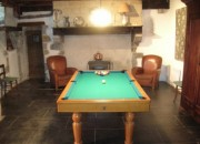 The Billiard Room in the Basement