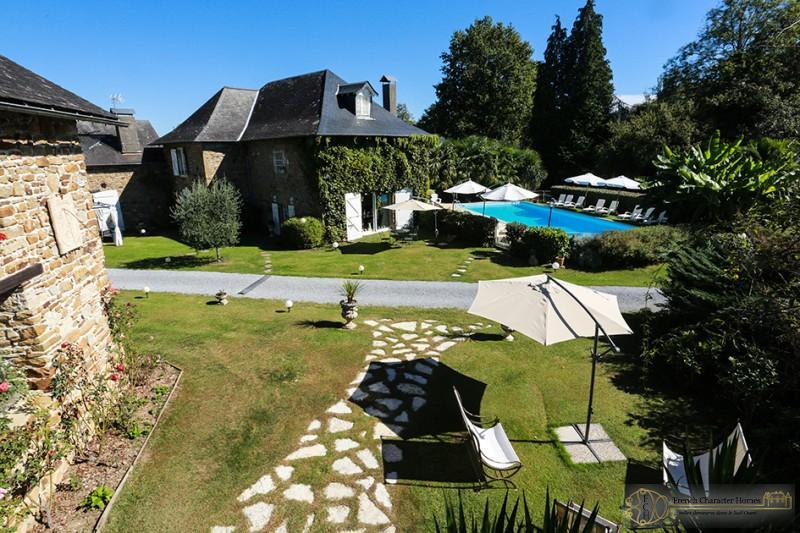 The Main House & Pool