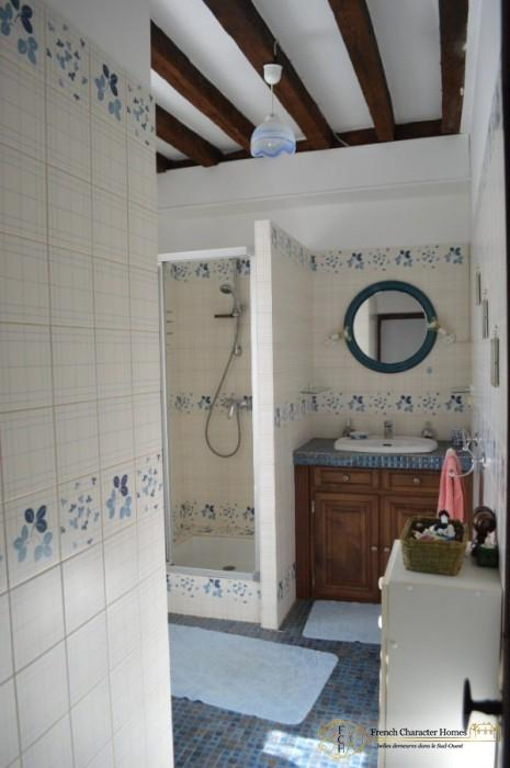 The First Floor Shower Room