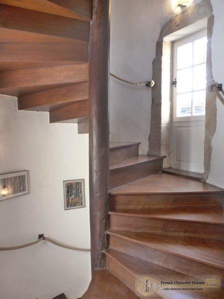The Tower's Elliptical Staircase