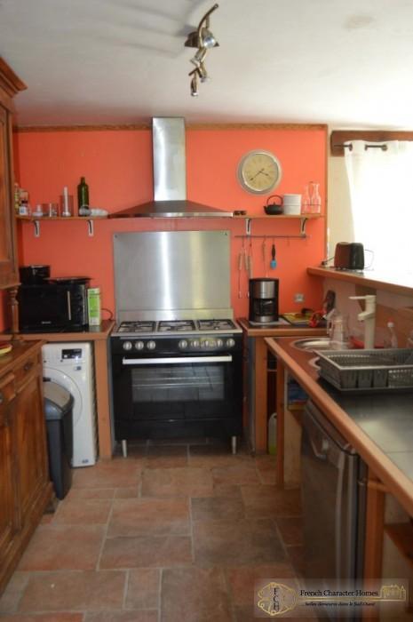 GITE : Kitchen