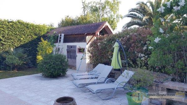 The Pool House & Summer Terrace