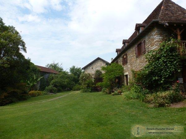 The Farmhouse & Outbuildings