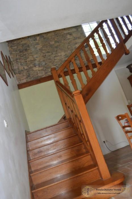 GITE : Staircase