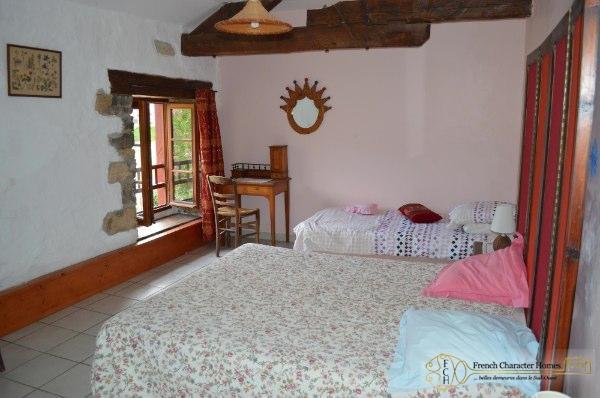 GITE : Bedroom 1