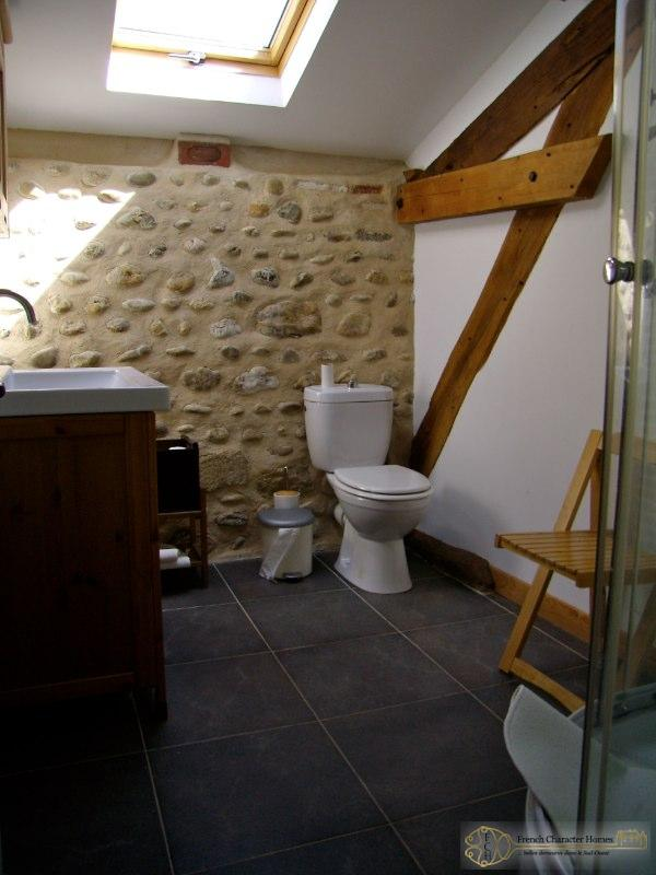 Barn : Shower Room