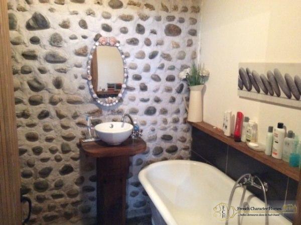 Gite : Bathroom