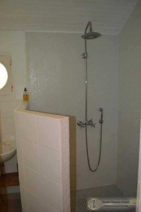 Second House : Shower Room
