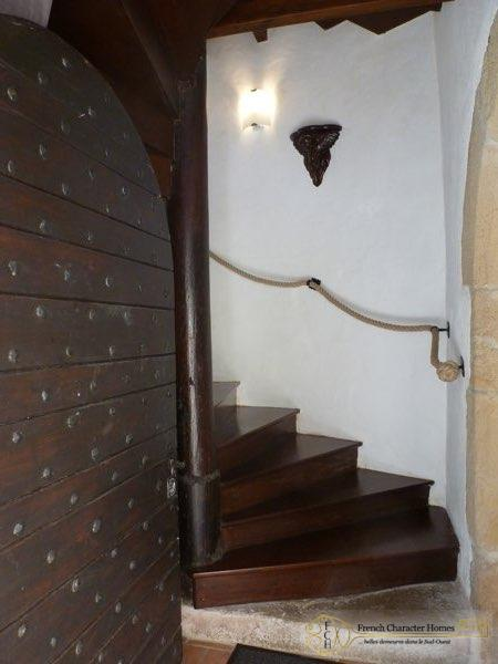 The Entrance through the Tower