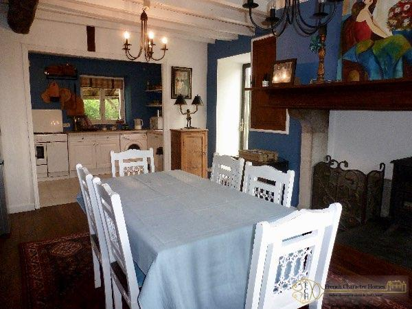 The Kitchen & Dining Room