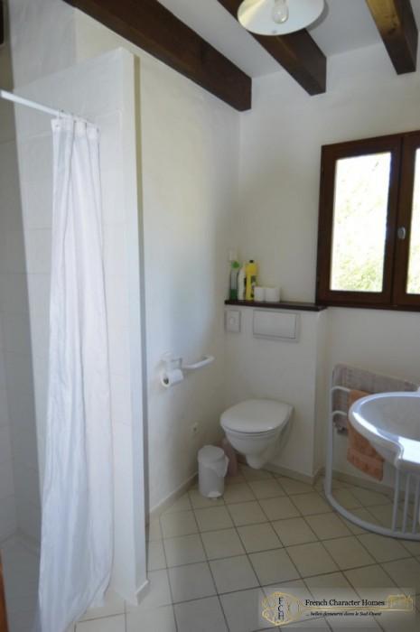 The Gite : Shower Room