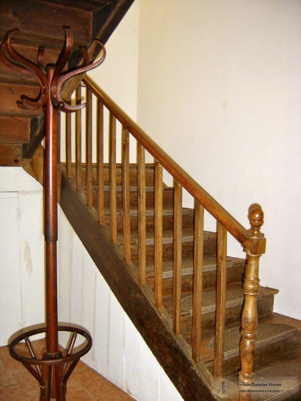 Gite 1 : Staircase