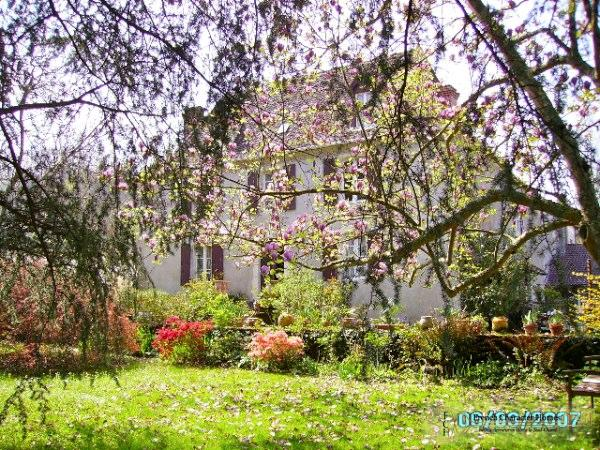 The House In Springtime