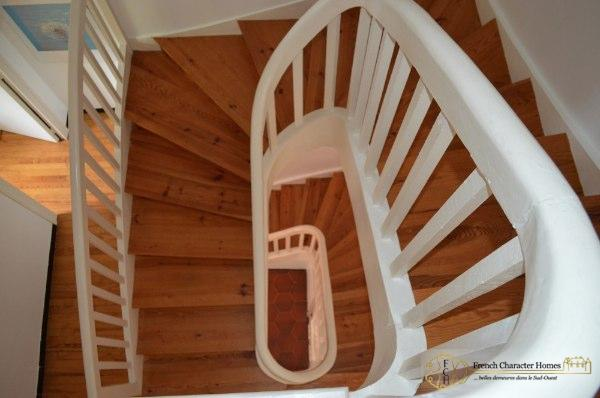The Miller's House : Staircase