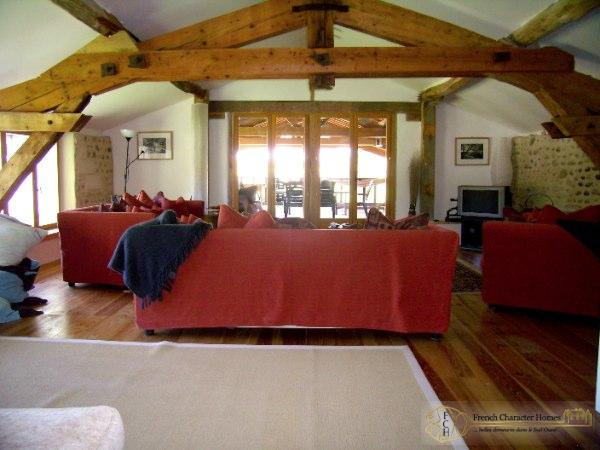 Barn : Sitting Room