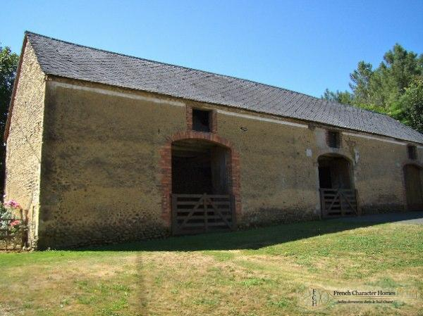 The Large Barns