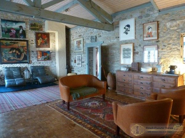 ANNEX : First Floor Sitting Room