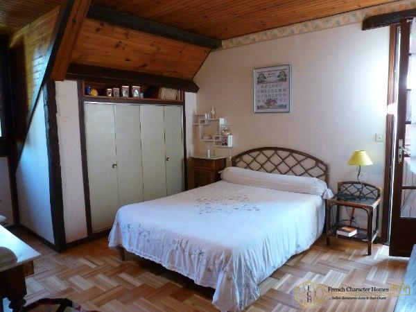 Bedroom 2 opening onto Balcony